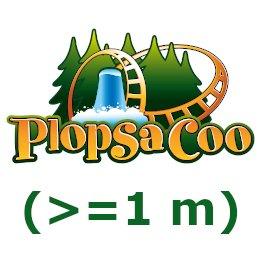 Plopsa Coo Adulte (>=1 m)