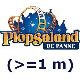 Plopsaland De Panne adulte (>=1 m)