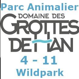 Parc animalier Han enfant (4-11)